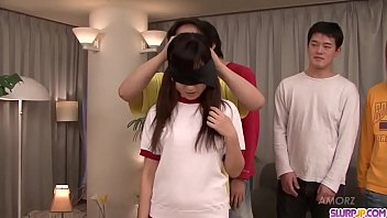 Ryo Asaka gets cock in mouth and jizz on face  - More at Slurpjp.com