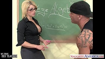 Download video sex Sinfully teacher Brooke Haven fucking her younger student HD online
