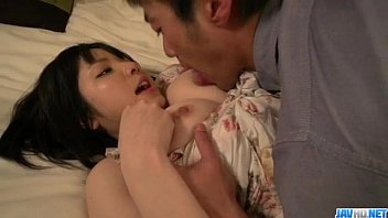 Astounding home hardcore along brunette Airi Minami
