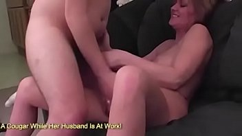 Chubby Mature Amateur Has Her Saggy Tits Fucked