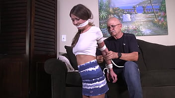 chrisie nany tied up