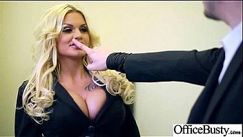 Intercorse In Office Gorgeous Big Round Tits Girl (candy sexton) video-10
