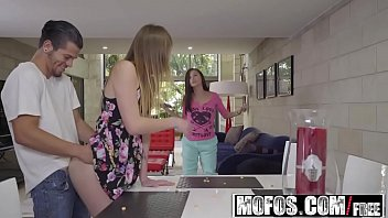 Share My BF - Exhibitionist Couple Share a Roomie starring  Carolina Sweets and Alex Blake and Bambi