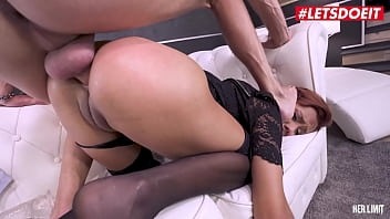 LETSDOEIT - Veronica Leal - Rough Anal Banging Bring To This Hot Latina Some Serious Real Orgasms