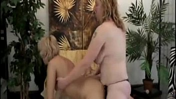 Lesbian Chubby Matures Strap On