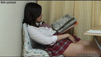 Aki kawana masturbation reading a naughty book Part 9 5