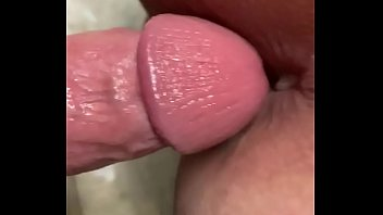 Girl gives up anal to thick cock