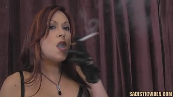 smoking mistress