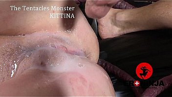 The tentacles monster kittina ivory 1