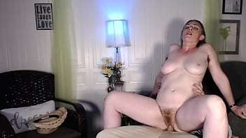Sexy Husband In Jeans Fucks All Natural Wife Wearing Fishnet Bodysuit - thelebowskis
