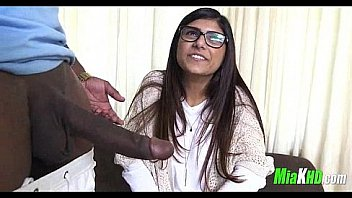 Mia Khalifa first big black cock 1 92