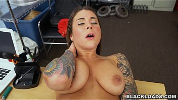 Hot White Pussy for BBC