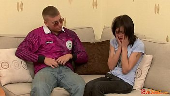 18videoz - A desperate nubile chick crying in a park