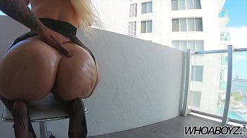 Pawg Alexis Andrews get a bbc from Macana man