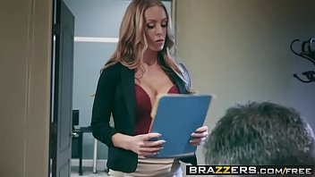 Brazzers - Big Tits at Work -  Nicoles Work Is Never Done scene starring Nicole Aniston, Charles Der