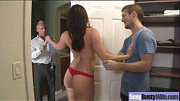 Busty Wife (kendra lust) In Sex Scene On Camera mov-24