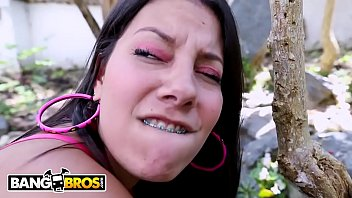 BANGBROS - Hot Colombian Latina Babes With Big Tits And Big Ass Getting Wrecked By Peter Green and Charlie Mac
