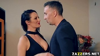 Alektra Blue rides her asshole on top of Keiran Lee