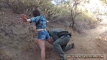 Mother friend's daughter police Mexican border patrol agent has his