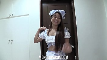 Fertile Filipino Teen Maid Is Creampied By Her Boss