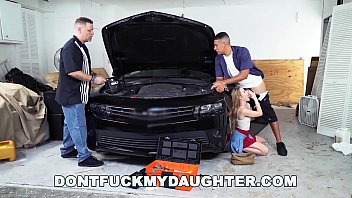 DONTFUCKMYDAUGHTER - My Friend's Young Daughter Seduced Me Into Fucking Her Silly