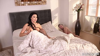 Voluptuous Ania Kinski Gets Screwed by Lover to Pay Her Husband Back
