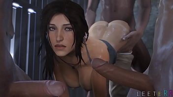 FapZone // Lara Croft (Rise of Tomb Raider)