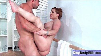 Sexy Big Tits Mommy (Katja Kassin) Enjoy Hardcore Sex Action On Tape mov-16