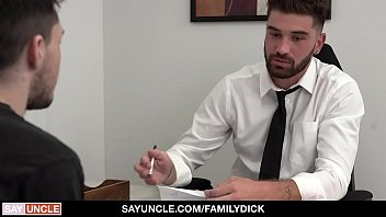 Stepson Fucked Hard Fo Bothering Stepdaddy