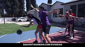 DaughterSwap - Hot Gals Get Fucked by Dads