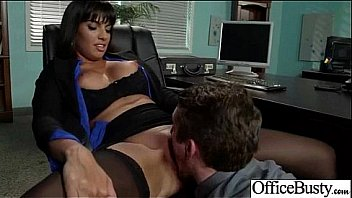 Superb Woker Girl (mercedes carrera) With Big Tits Get Hard Sex In Office clip-22