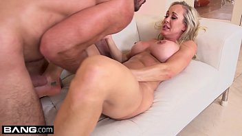 Brandy Love is a hot MILF that likes to fuck on camera