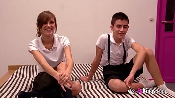 Ainara and jordi get it on for our webcam community 4