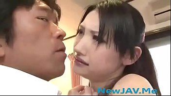 Slut wife Azumi Mizushima and her husband - Full at newjav.me