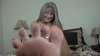 Teasing Foot JOI by Leilani Lei