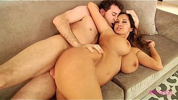 Ava Addams fucked in ass by James Deen