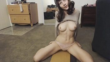MissAlice Teen Riding Dildo On Cam