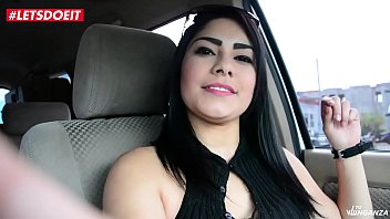 Kinky Latina Loves Getting it From Behind - LETSDOEIT.COM