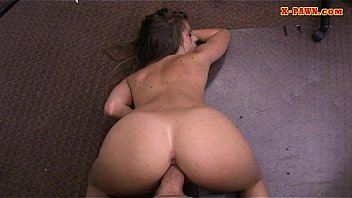 Card dealer sells her pussy and screwed