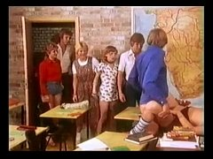 Classroom capers - vintage