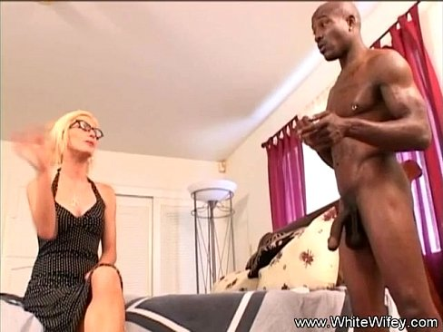 Husband lets young neighbor fuck his slutty wife 3