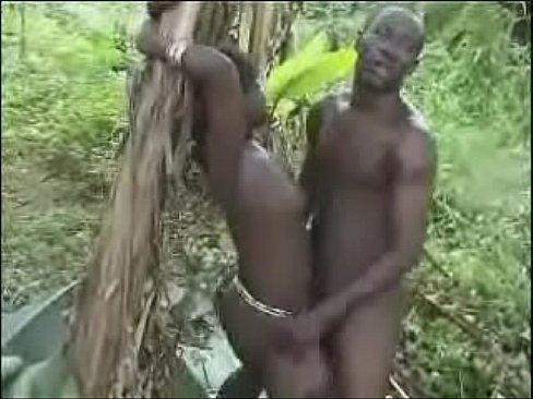 Sex in the african jungle