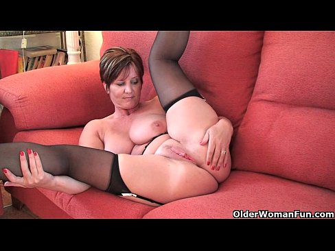 image Milf hot mature lady sylvia laurent gets a nice cock fuck