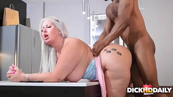 Thick PAWG MILF Fucked By BBC