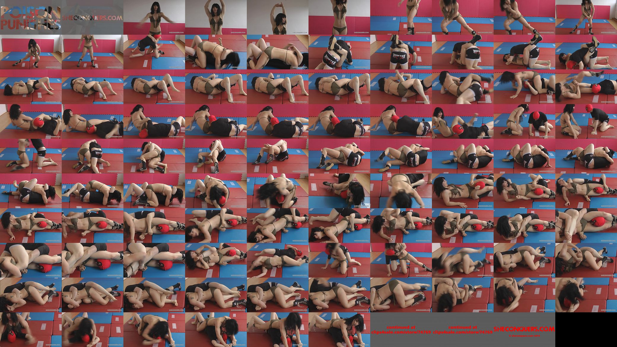 Face covered mixed wrestling porn movies babe