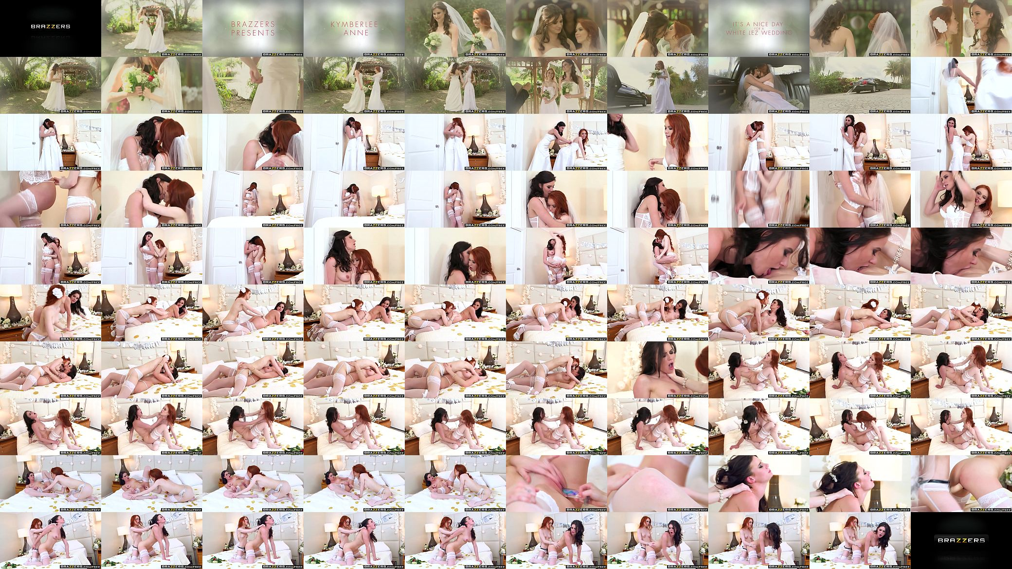Brazzers - Its A Nice Day For A White Lez Wedding Dolly Little and  Kymberlee Anne - XNXX.COM