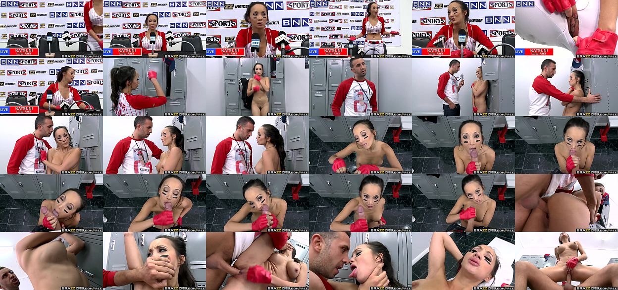 Brazzers - Big Tits In Sports - Fuck The Fans scene starring Katsuni and  Keiran Lee - XNXX.COM