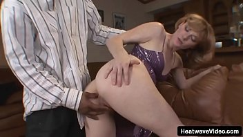 Sexy redhead MILF loves black dick and today she gets the thing she likes