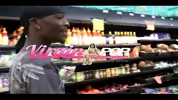 Ebony Gets Picked Up At Supermarket