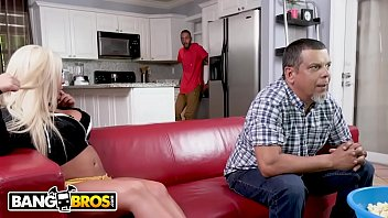 Bangbros Brandi Bae Loves Her Fathers Hung Black Friends
